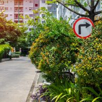 Considerations When Determining Liability for a Crash During a Right Turn